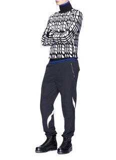 Tim Coppens Stripe trim jogging pants