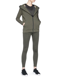 Alala 'Helix' water repellent zip hoodie