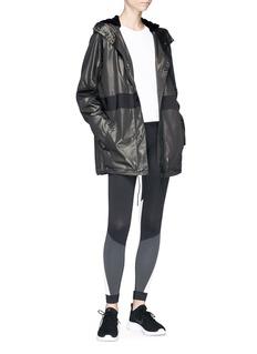 Alala 'Klein' faux fur lining hooded jacket
