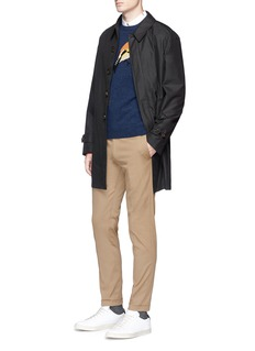 Paul Smith Bird intarsia sweater