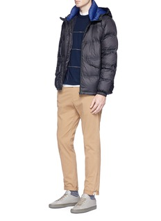 PS by Paul Smith Packable down hooded puffer jacket