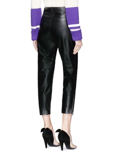 CALVIN KLEIN 205W39NYC Horse leather pants