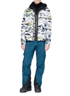 AZTECH MOUNTAIN  'Cupertino' packable camouflage print jacket