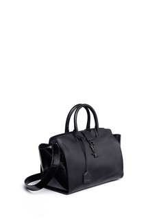 Saint Laurent 'Downtown Cabas' small leather bag