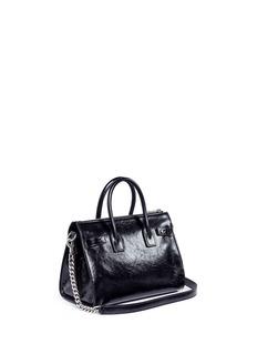Saint Laurent 'Sac de Jour' baby leather crossbody bag