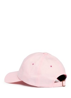 Pound x Chinatown Market 'Forever' smiley rose embroidered baseball cap