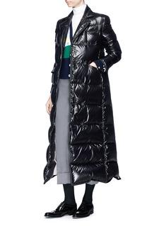 Thom Browne Down puffer long coat