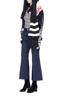 Sonia Rykiel '175 SAINT GERMAIN' convertible half sweater cape