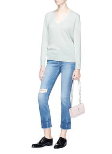 Theory 'Adrianna RL' cashmere sweater