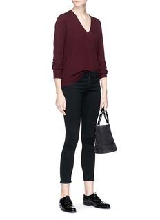 Theory 'Adrianna RL' cashmere sweater