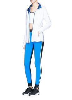 EleVen by Venus Williams 'Finish Line' Pro-Dri performance track jacket