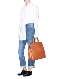 Dries Van Noten Leather satchel