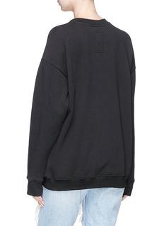 Adaptation Skeleton embroidered sweatshirt