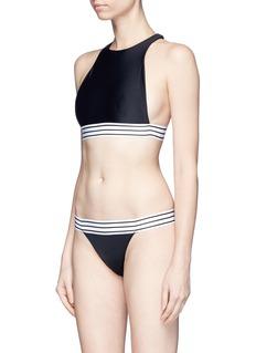 SAME SWIM 'The Honey Halter' bikini top