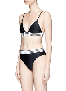 SAME SWIM 'The Heartbreaker High Rise' bikini bottoms