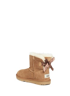Ugg Australia 'Mini Bailey Bow II' kids boots