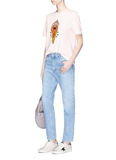 Mario Carpe x Lane Crawford Ice cream print T-shirt
