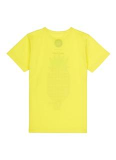 Mario Carpe x Lane Crawford Pineapple pen print kids T-shirt