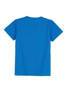 Mario Carpe x Lane Crawford Sausage dog print kids T-shirt