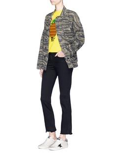Mario Carpe x Lane Crawford Pineapple pen print T-shirt