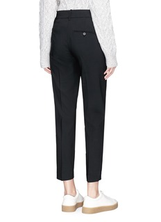 Vince Cropped wool suiting pants