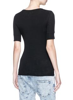 Vince Woven wool T-shirt
