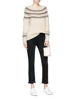 Vince 'Fair Isle' cashmere sweater