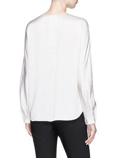 Vince Silk crepe shirt