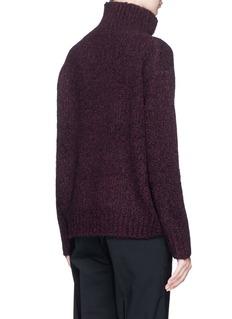 Vince Turtleneck marled sweater