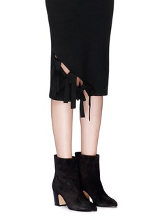 Vince 'Dryden' suede ankle boots