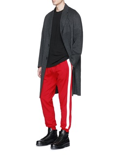 Ports 1961 Stripe outseam jogging pants