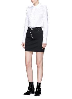 Jinnnn Ruffle shirt