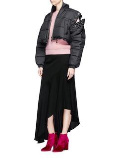 3.1 PHILLIP LIM 混羊毛针织衫
