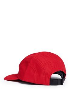 Bianca Chandon Logo print 8-panel baseball cap