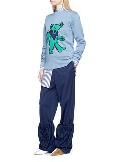 JW Anderson Drawstring pocket cuff sweatpants