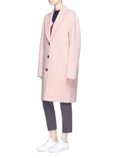 Acne Studios 'Landi' wool-cashmere coat