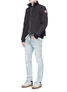 Canada Goose 'Woolford' down puffer jacket