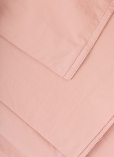 Society Nite queen size duvet cover – Powder Pink
