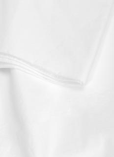 Society Nite king size duvet cover – White