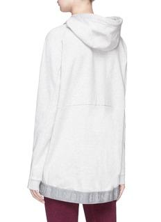 Lndr 'Switch' long zip hoodie