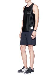 Satisfy 'Spacer' running shorts
