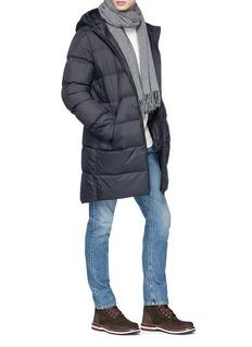 Ecoalf 'Bill' down puffer jacket