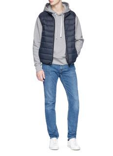 Ecoalf 'St. Moritz' down puffer vest