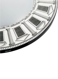 Fornasetti Architettura convex mirror