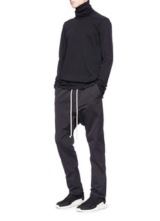 Rick Owens Turtleneck long sleeve T-shirt