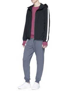 SIKI IM CROSS Reflective trim sweatshirt