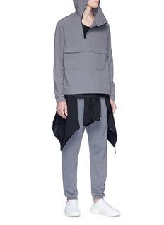 SIKI IM / CROSS Reflective trim sweatpants