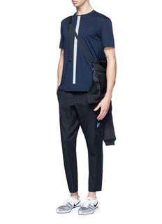 NikeLab 'Essentials' nylon bomber jacket