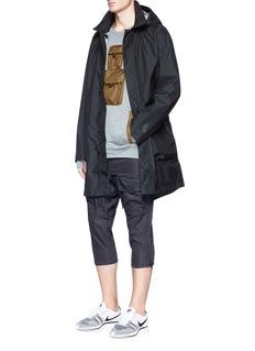 NikeLab Front pocket cropped jogging pants