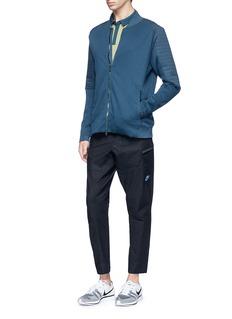 NikeLab 'NikeCourt x RF' bomber jacket